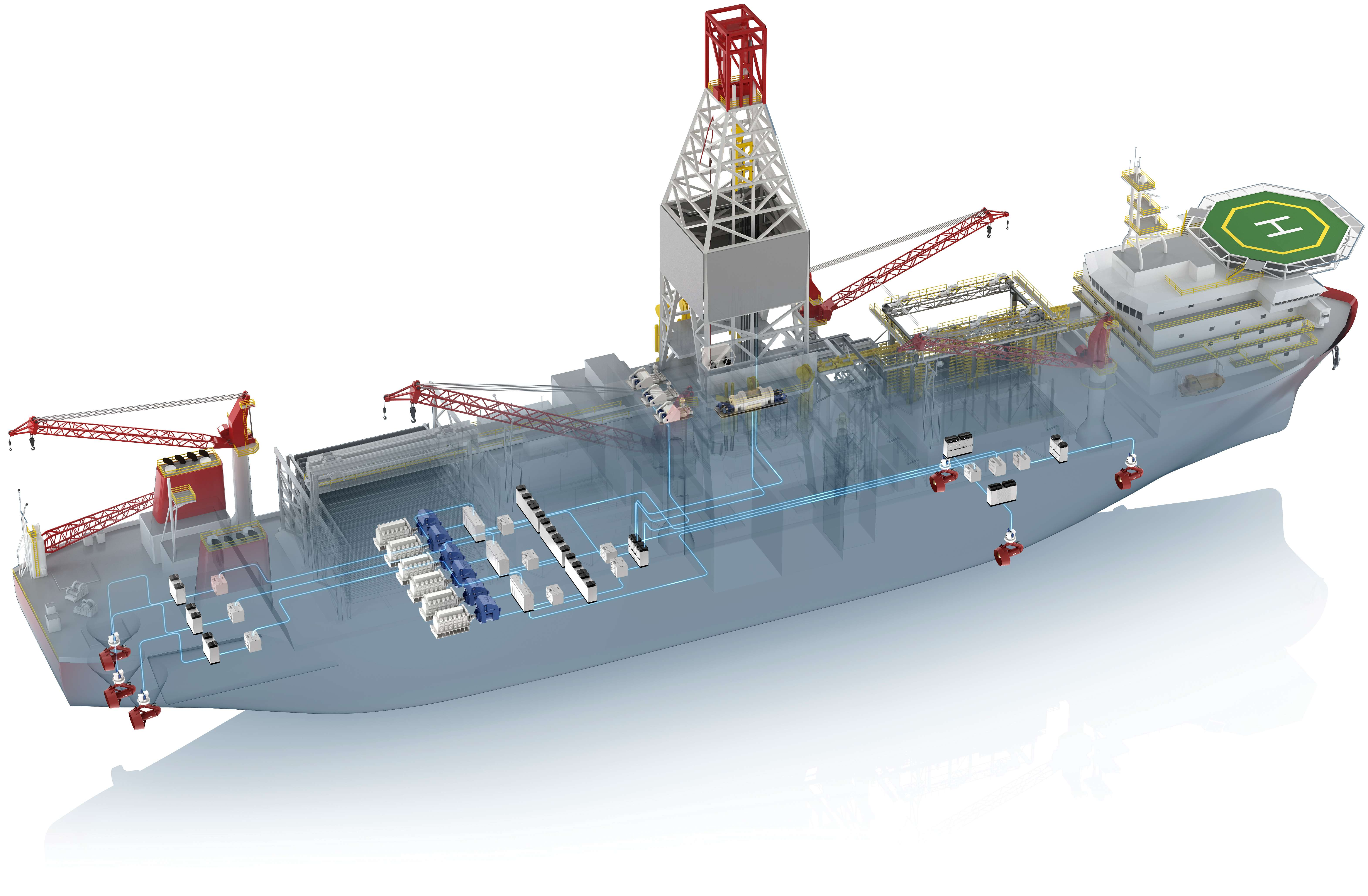 Flexible Ship Electric Power System Design