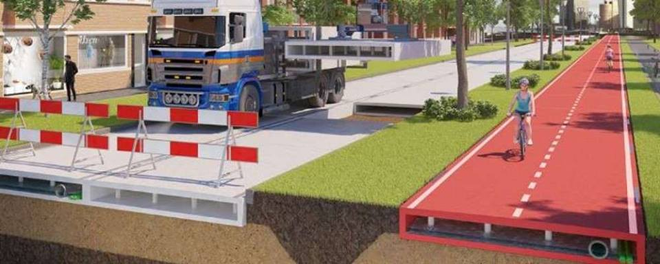 project on plastic road Roads from recycled plastic is a project of dutch company volkerwessels the new surface currently undergoes a series of tests if successful, the dutch plan to introduce the technology already in 2018 one of the main advantages of new roads is their low cost the new technology contributes a lot to.