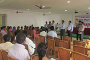 B Tech Students Parents Meet 2015 10