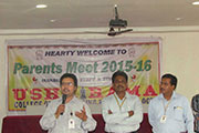 B Tech Students Parents Meet 2015 13