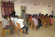 B Tech Students Parents Meet 2015 15