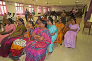B Tech Students Parents Meet 2015 16