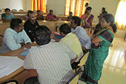 B Tech Students Parents Meet 2015 5