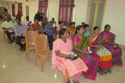 B Tech Students Parents Meet 2015 7