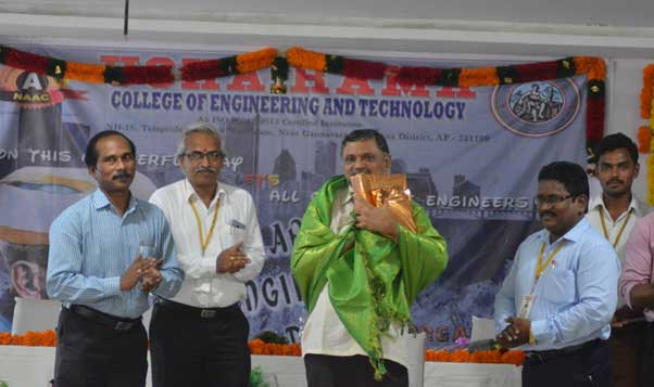 Engineers Day Celebtraions by Civil Department 2017 3