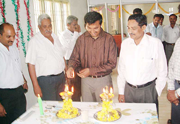 R & D Lab Inaugural function