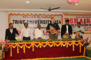MoU with trine university 14