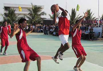 Sports in USharama College
