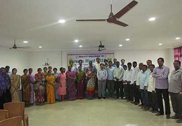 B.Tech Parents Meet - 2015