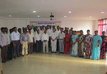 Diploma Students Parents Meet 2015-2016