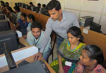 IBM Training program for III ECE and EEE on Software Testing and DB2 Administration