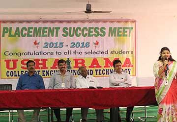 Placement Success Meet