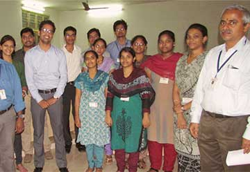 Sikka Group Campus Drive Selected Students List