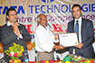 Inauguration of TATA Technologies-Center of Competence.