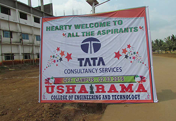 TCS Placed Students