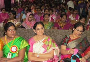 Womens Day Celebrations 2016