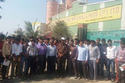 Industrial visit to Nucon Blocks 2