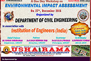 one day workshop on environmental impact assessment 9