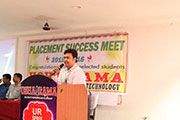 Placement Success Meet  6